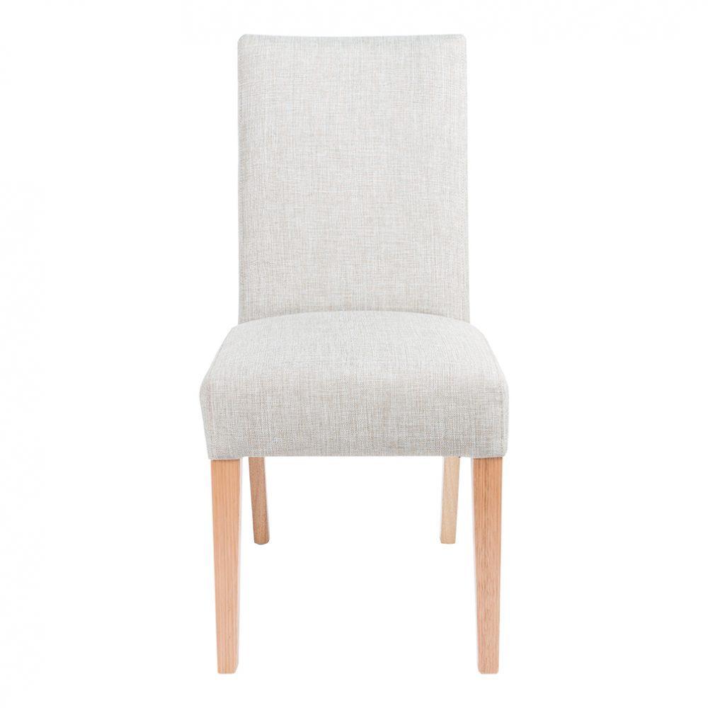 white-fabric-chair