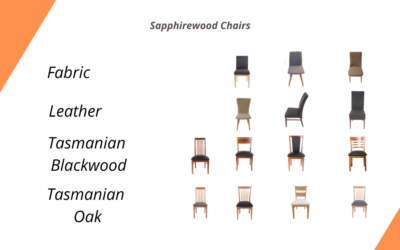 How to choose the perfect dining chairs for your dining table